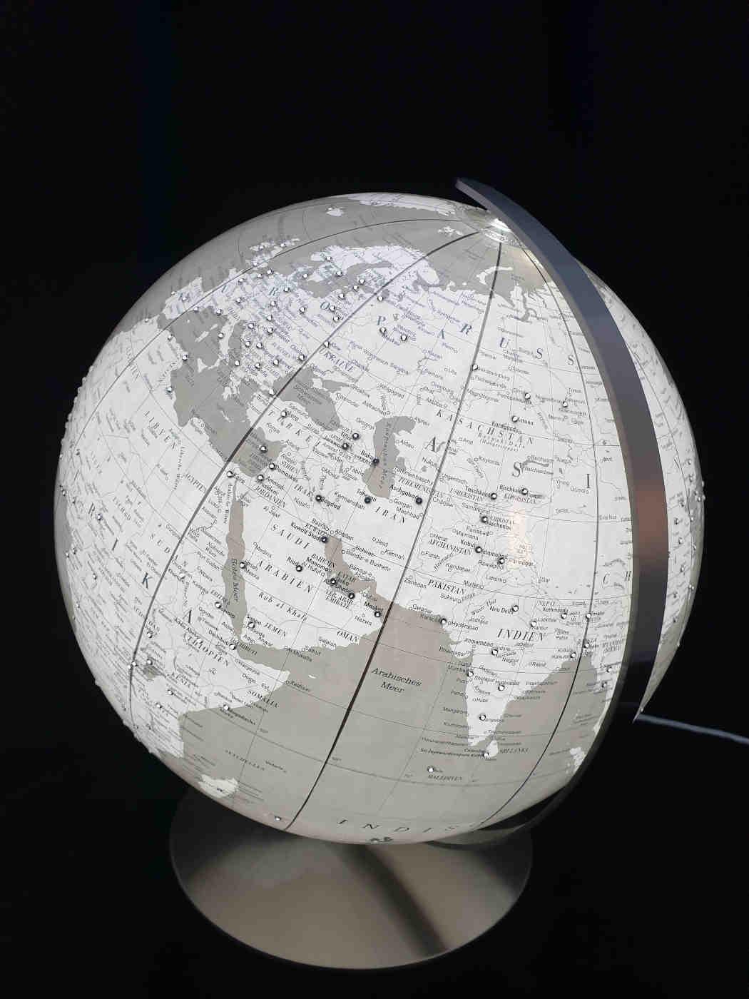 columbus globus artline swarovski