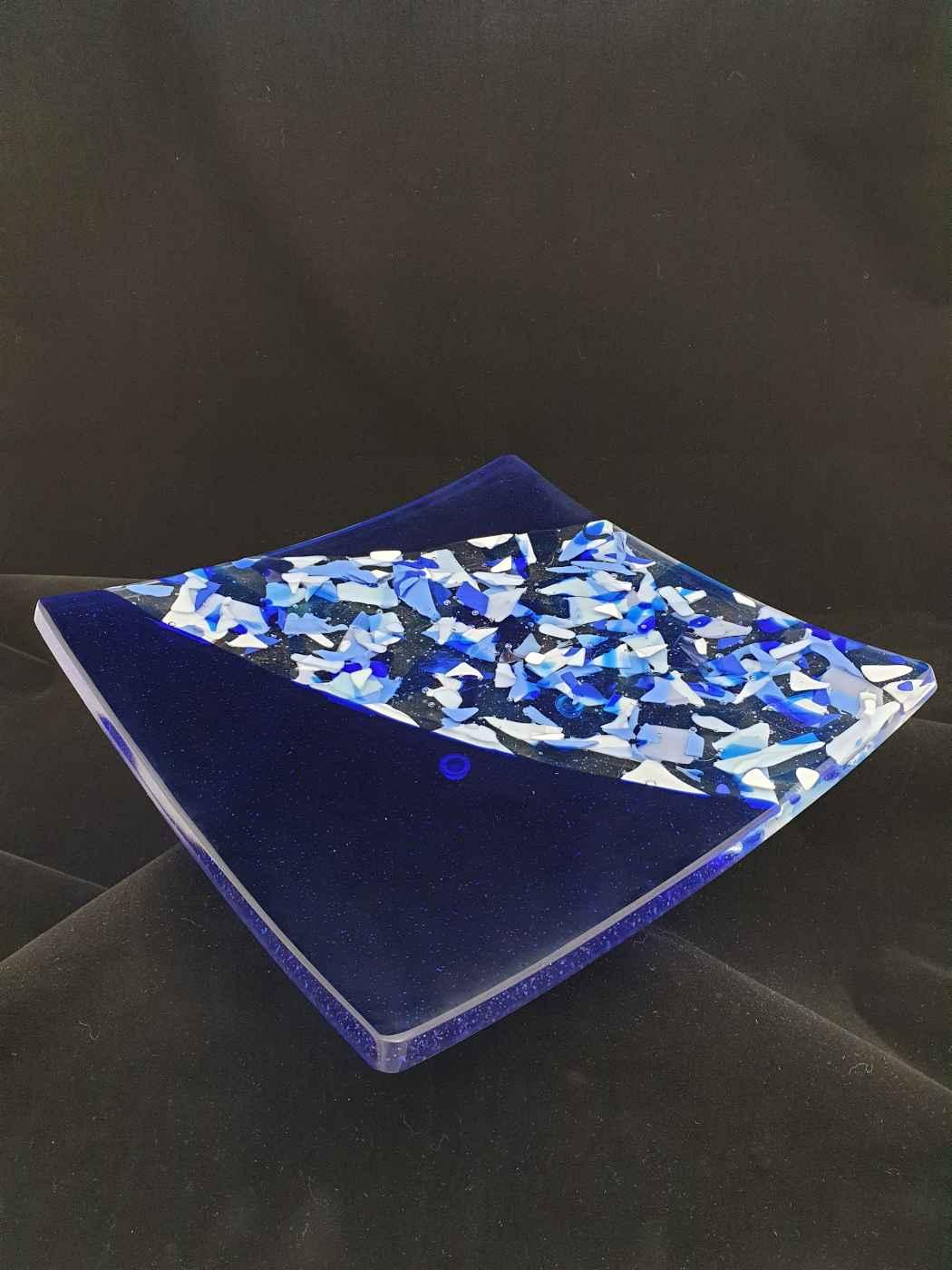 Winfried W. Wunderlich Glasschale