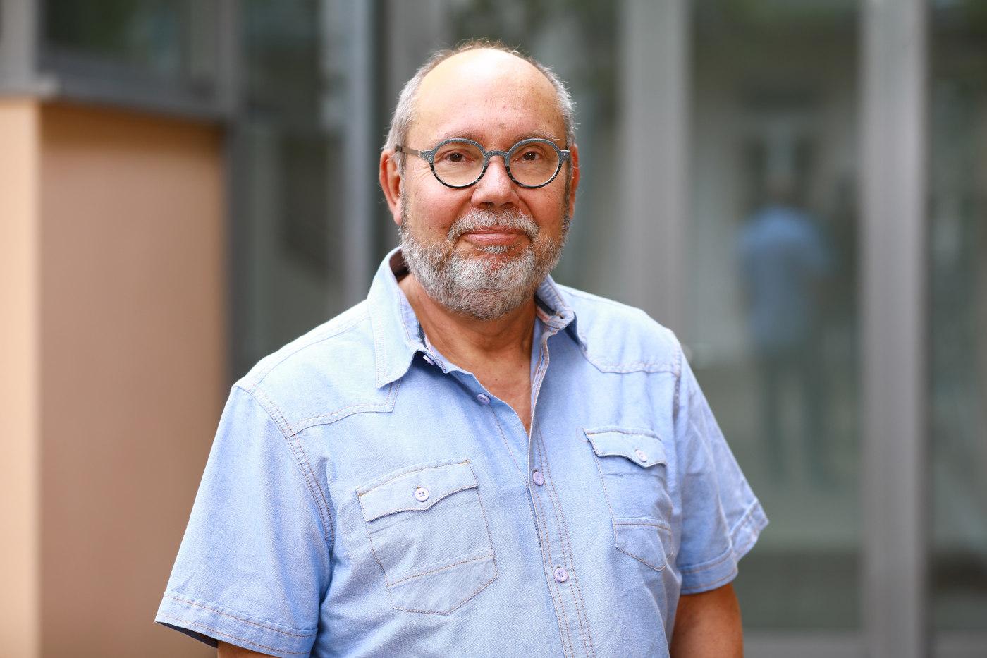 Detlef Opitz Portrait