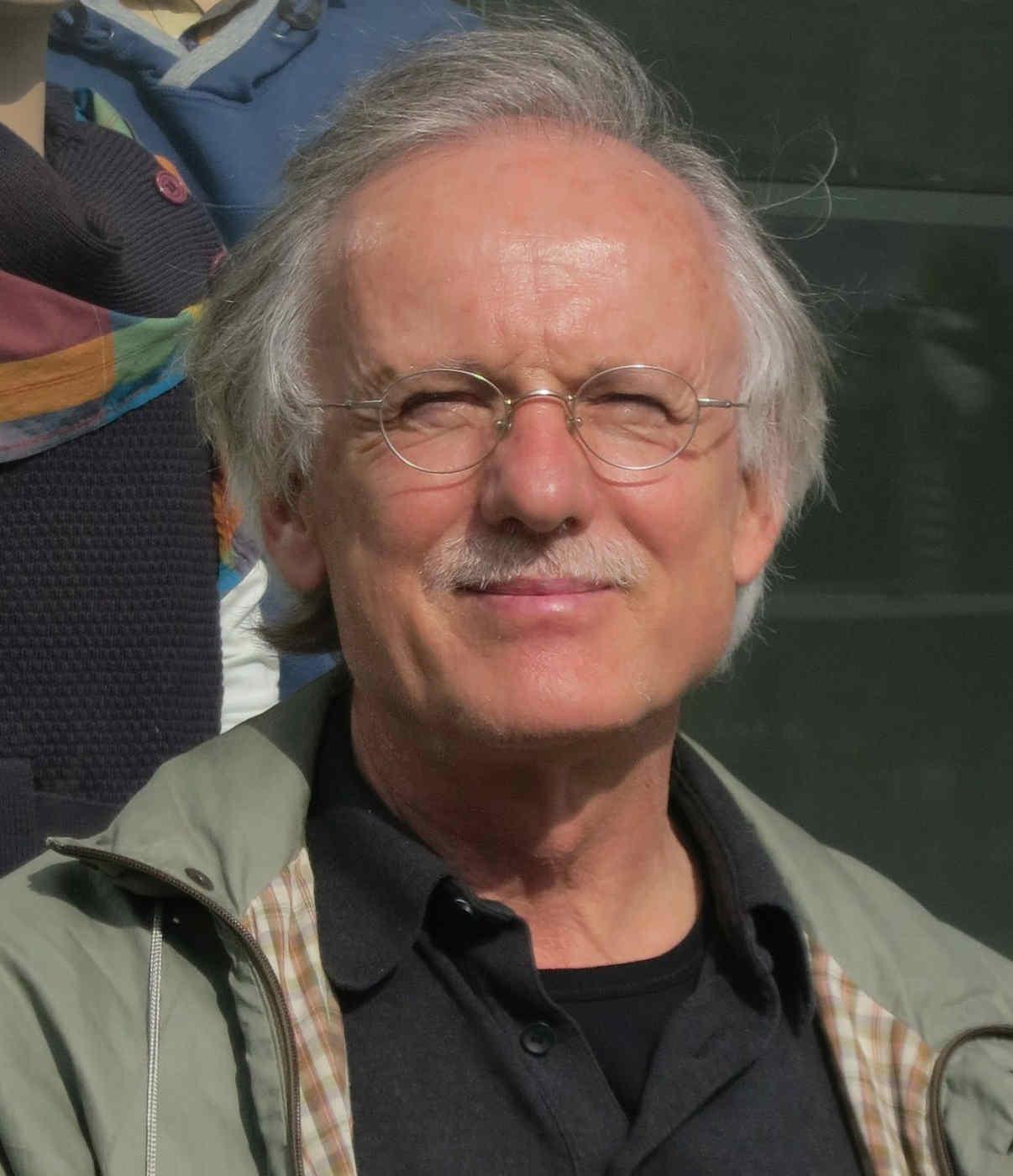 Jürgen Stüben Portrait